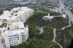Los Angeles Shore Excursion: Avant ou après la croisière Celebrity Homes Helicopter Tour