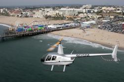 Excursión de la costa de Los Ángeles: Helicóptero grande del VIP del pre-o del poste-Crucero