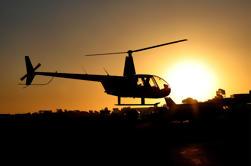 Vuelo de noche romántico del helicóptero de Los Ángeles