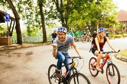 Private Tour: Bicicleta de Banguecoque de meio dia com um local
