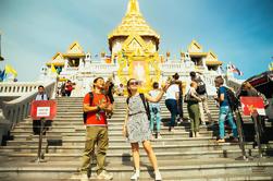 Private Tour: Destaques e Gems escondidos de Bangkok