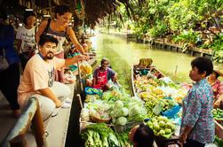 Private Tour: Weekend Floating Market com um Local de Bangkok