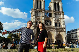 Private Paris Kickstart Tour met een lokale