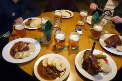 Private Beer Tour com 10 bebidas e uma refeição em Praga