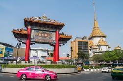 Private Tour: Chinatown de dia inteiro a pé a partir de Bangkok