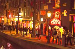 Excursión Privada del Barrio Rojo de Ámsterdam con un Local