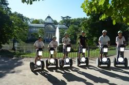 Segway Madrid Retiro Park Private Tour