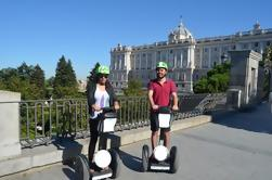 Madrid Private Segway Tour med Tapa og drikke