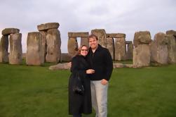 Visão Privada de Stonehenge, incluindo Bath e Lacock