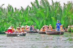 Full-Day Hoi An Countryside Bike Tour Including Chuc Thanh Pagoda, Japanese Tomb and Cooking Class