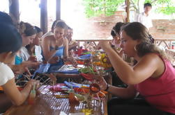 Full-Day Hoi An Countryside Bike Tour Including Thanh Nam Fishing Village, Lantern Making and Cooking Class