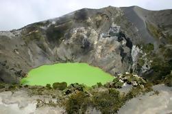 Excursión de un día desde San José al Volcán Irazú Nacional P