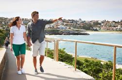 Private Best of Bondi Tour Incluindo lição de surf e almoço em Icebergs Sala de jantar