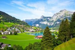 Engelberg - la gran aldea de la montaña