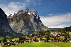Interlaken - Grindelwald en el Oberland bernés (desde Zurich)