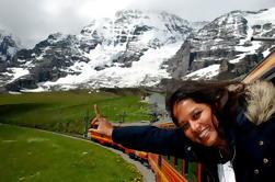 Jungfraujoch: Excursión de un día a Europa desde Zurich