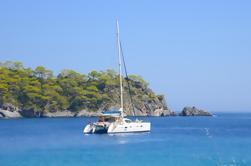Crucero por catamarán a la isla de Saona desde La Romana