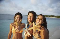 Cruzeiro de Catamarã para Ilha de Saona de Punta Cana
