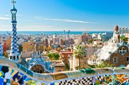 Tour privado de 8 horas Barcelona y Montserrat