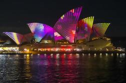 Por trás das cenas no Sydney VIVID Festival: Sydney Opera House Tour