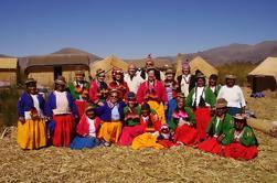 Excursão de dia inteiro aos Uros e à Ilha Taquile de Puno