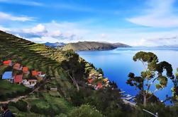 Excursión de un día a Sun Island desde Puno