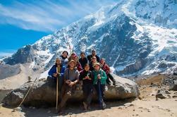 5-daagse Salkantay Trekking Tour naar Machu Picchu