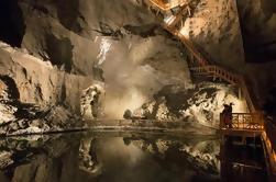 Tour de la mina de sal de Wieliczka desde Cracovia con una guía de habla inglesa