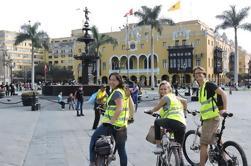 Tour en bicicleta por la ciudad de Lima