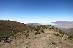 Ruta de la montaña de Olleros desde Lima