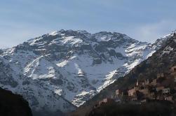 Excursión privada de día completo al valle de Imlil, incluyendo caminata guiada y almuerzo de Marrakech