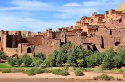 Viaje de día completo de Marrakech a Ouarzazate y Ait Ben Haddou