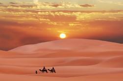 4-Day Tour privato da Marrakech a Merzouga Desert