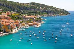 Costa Azul Excursión Crucero desde Niza