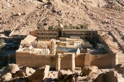 Excursión en grupo pequeño del monasterio de Santa Catalina desde Dahab