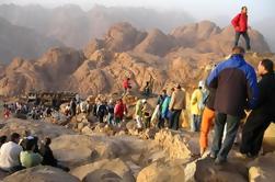 Monasterio de Santa Catalina y Monte Sinaí Salida del sol desde Dahab