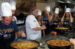 Clase de Cocina Paella y Tour Panorámico por la Ciudad de Valencia