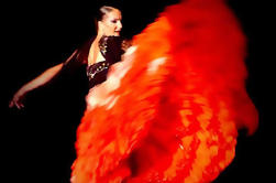 Live Flamenco Show and Tapas Dinner in Alicante