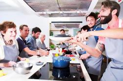 Palma de Mallorca Aula de culinária espanhola com almoço