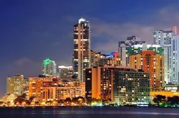 Tour nocturno de las luces de Miami