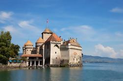 Dagtocht naar Montreux en Château de Chillon