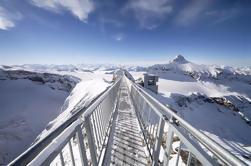 Glacier 3000 y Montreux Riviera desde Ginebra