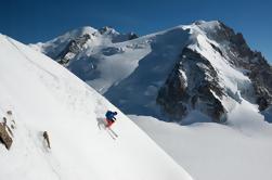 Chamonix Skiën dag van Genève