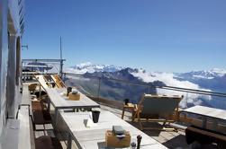 Glacier 3000 Gold Tour, Aperitief en Montreux dagje uit Genève