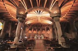 Excursión de un día a Barcelona: Montserrat, Colonia Guell y la cripta de Gaudí