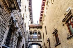 Excursión a pie por la mañana del Barrio Gótico de Barcelona