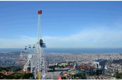 Billets Tibidabo Amusement Park à Barcelone