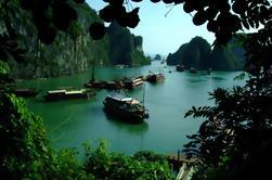 Tour privado: 4 días de Hanoi destacados y bahía de Halong crucero