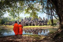 Tour privado: Templos de Angkor de 3 noches y Tonle Sap