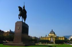 Excursión de un día a Zagreb desde Split